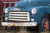 Old Gmc Truck Fine-Art Print