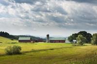 Vermont Farm Fine-Art Print