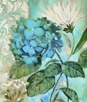 Blue Hortensia Fine-Art Print