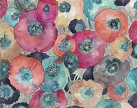 Colorful Poppies Fine-Art Print
