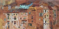 Old Spanish Town Fine-Art Print