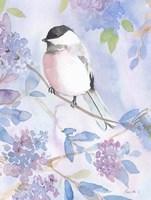 Pastel Birds 2 Fine-Art Print