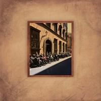 Tuscan Bikes II Fine-Art Print