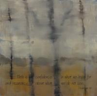 Faith Is Verse Fine-Art Print