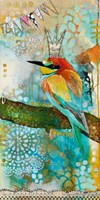 Crowned Bird Fine-Art Print
