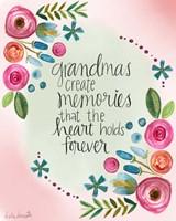 Grandma Memories Fine-Art Print