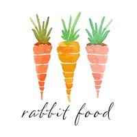 Rabbit Food Fine-Art Print