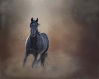 Knighthawk - S Steens Wild Stallion Fine-Art Print