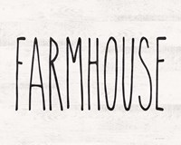 Farmhouse Fine-Art Print