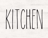 Kitchen Fine-Art Print