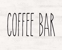 Coffee Bar Fine-Art Print