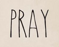 Pray Fine-Art Print