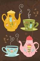 I Love You a Latte Art Fine-Art Print