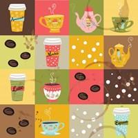 I Love You a Latte I Fine-Art Print
