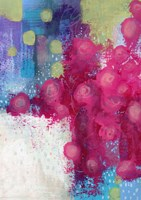Hot Pink Roses Fine-Art Print