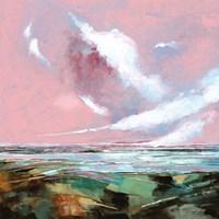 Pink Skies I Fine-Art Print