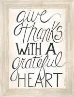 Grateful Heart Fine-Art Print
