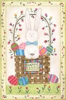 Happy Easter Basket Fine-Art Print