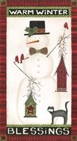 Warm Winter Blessings Fine-Art Print