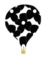Flower Balloon Fine-Art Print