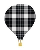 Plaid Balloon Fine-Art Print