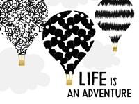 Life is an Adventure Fine-Art Print