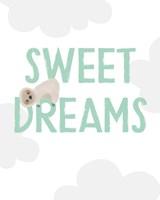Sweet Dreams Sloth Fine-Art Print