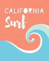 California Surf Fine-Art Print