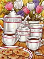 Coffee Sugar Cream Fine-Art Print