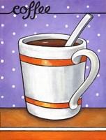Good Morning Cafe Coffee Fine-Art Print