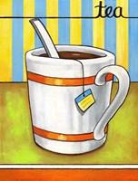 Good Morning Cafe Tea Fine-Art Print