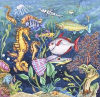 Undersea Adventure Fine-Art Print