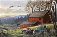 Countryside Dream Fine-Art Print