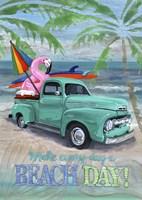 Beach Day Fine-Art Print