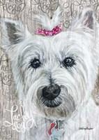 Lucky Dog Westie Fine-Art Print