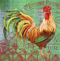 Le Rooster - A Fine-Art Print