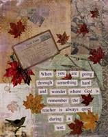 Autumn Test Fine-Art Print