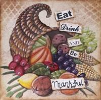 Be Thankful Fine-Art Print