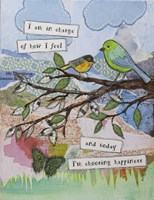 Bird of happiness Fine-Art Print