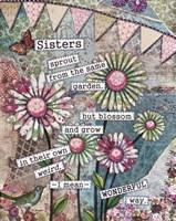 Bloomin' Sister Fine-Art Print