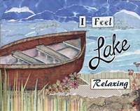 Boat Relaxing Fine-Art Print
