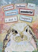 E Bunny Fine-Art Print