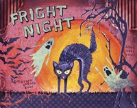 Fright Night Fine-Art Print