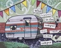 Happy Camper Fine-Art Print