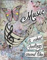 Musical Feelings Fine-Art Print