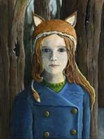 Fox Girl Fine-Art Print