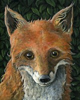 Little Fox II Fine-Art Print