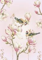 Magnolia Birds Fine-Art Print