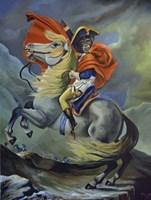 Master Napoleon Fine-Art Print