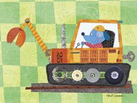 Animal Transporters 2 Fine-Art Print